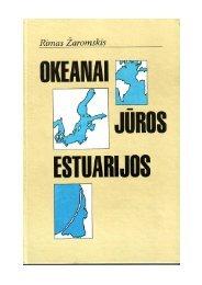 Okeanai. JÅ«ros. Estuarijos - Hidrologijos ir klimatologijos katedra