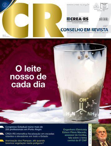 Revista ed.97 - Crea-RS