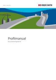 Profilmanual for Kruse Smith