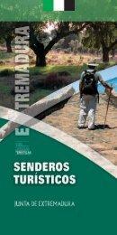 SENDEROS TURíSTICOS - Birding in Extremadura
