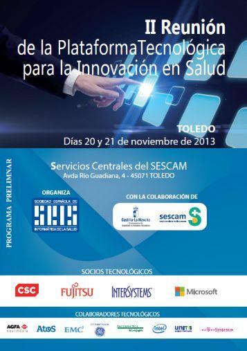 II Reunion_Plataforma_Tecnologica.pdf - Sociedad Española de ...