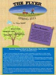 March 2011 - Pediatric Associates of Johns Creek, PC