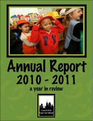 Annual Report - Council of the Great City Schools