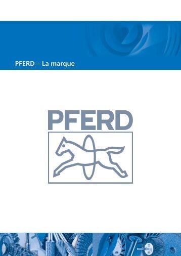 PFERD – La marque