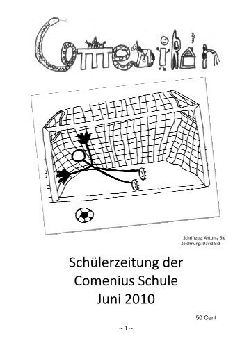 Comeniker 7 2010 - Comenius - Schule
