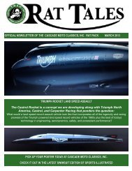 March 2013 - Triumph Riders Association of Portland