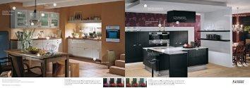 Lichtrezeptur für die Küche
