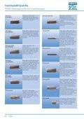 HSS-Frässtifte - Kataloge - Seite 6
