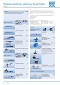 Máquinas neumáticas, eléctricas y de eje flexible Máquinas - Pferd - Page 2