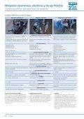 Máquinas neumáticas, eléctricas y de eje flexible Máquinas - Pferd - Page 4