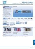 Máquinas neumáticas, eléctricas y de eje flexible Máquinas - Pferd - Page 7