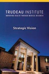 Excellence - Trudeau Institute