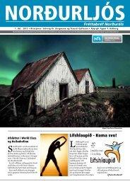 1. tölublað 2013 - Norðurál
