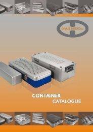CONTAINER CATALOGUE - DIVUS Medical GmbH