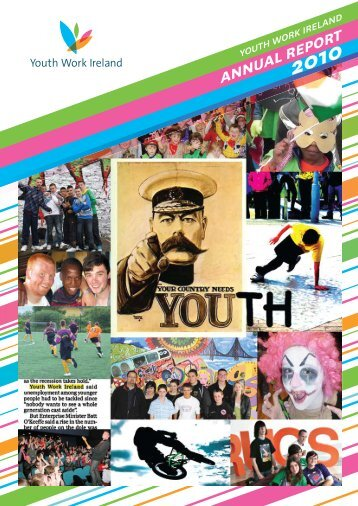 ANNUAL REPORT - Youth Work Ireland