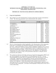 View Actual EPA Method 610 - Columbia Analytical Services