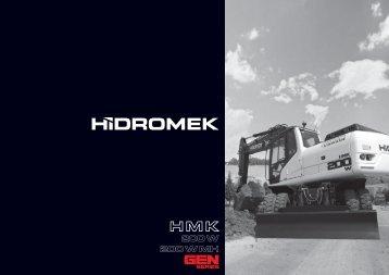 200 W 200 W MH - Hidromek