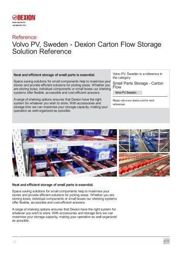 Volvo PV, Sweden