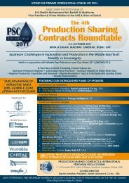 Upstream Challenges in Exploration and Production - Conference ...
