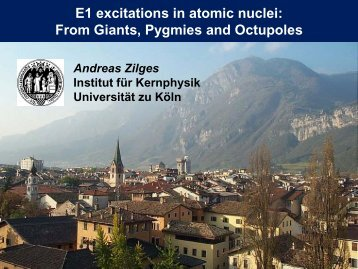 E1 excitations in atomic nuclei: From Giants, Pygmies and Octupoles