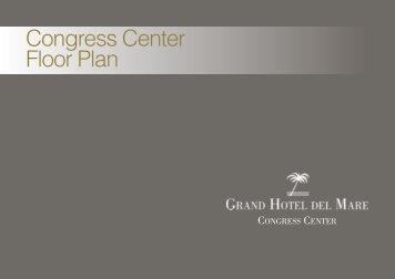 Congress Center Floor Plan - Grand Hotel Del Mare