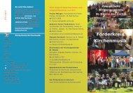 Förderkreis Kirchenmusik - Startseite | Kirchengemeinde St. Nikolai ...