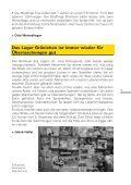 Jahresbericht 2008 - Cartons du Coeur - Seite 6