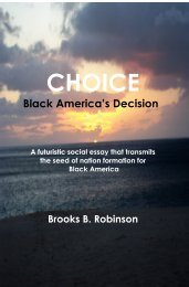 CHOICE - BlackEconomics.org