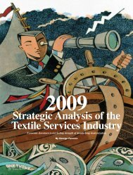 Strategic Analysis of the Textile Services Industry - NISH Laundry ...