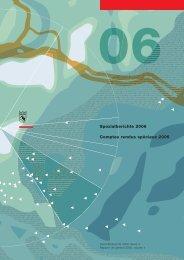 Geschäftsbericht 2006 - Band 4 - Finanzdirektion - Kanton Bern