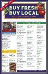 2006 DIRECTORY - Buy Fresh Buy Local
