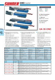 UA 35 CNC - Suhner Automation Expert