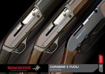 CARABINE E FUCILI - Browning International