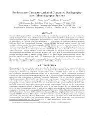 Performance Characterization of Computed ... - ResearchGate