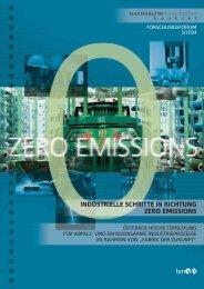 industrielle schritte in richtung zero emissions - Fabrik der Zukunft