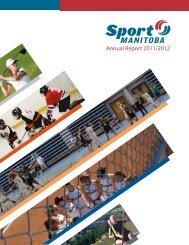 Annual Report 2011/2012 - Sport Manitoba