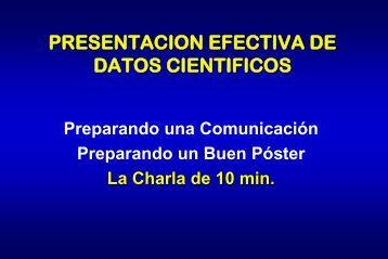 Cómo presentar una comunicación oral de forma efectiva