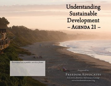 Understanding Sustainable Development - Calaveras County ...