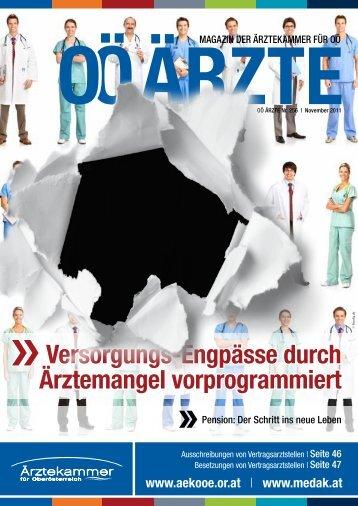 NEWS - Ärztekammer Oberösterreich