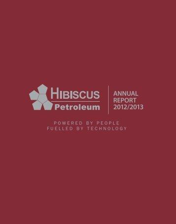 Hibiscus Petroleum - ChartNexus