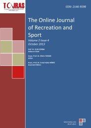 The Complete Issue's PDF fıle - Tojras.com