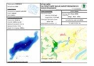 Jezioro Borówno - Wojewódzki Inspektorat Ochrony Środowiska w ...
