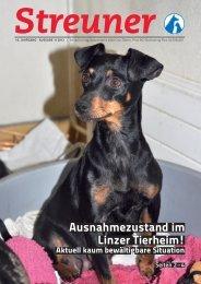 Ausnahmezustand im Linzer Tierheim! - Tierheim Linz