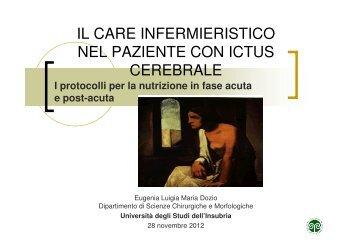 Malnutrizione - Ospedale di Circolo e Fondazione Macchi