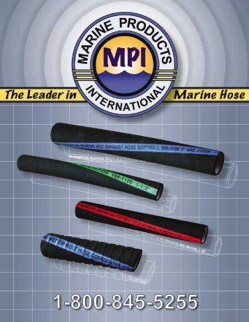 Download Product Catalog - Marine Products International