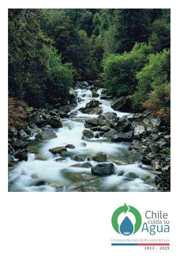 Estrategia Nacional de Recursos Hídricos 2012 - 2025 - MOP