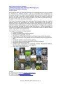 Newsletter November 2007 - Landscape Europe - Page 5