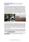 Newsletter November 2007 - Landscape Europe - Page 6