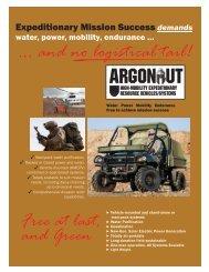 Argonaut E-Brochure 1