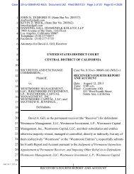 Document - SEC vs. WESTMOORE MANAGEMENT, LLC, ET AL ...